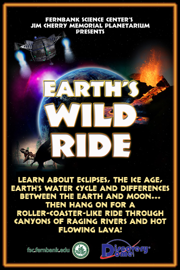 Earth's Wild Ride at Fernbank Science Center